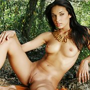Naked Beauty In Nature