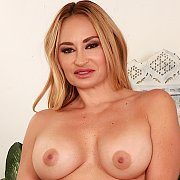 Sexy N Old Slut Shows Her Mature Tits And Pussy with Claudia Valentine