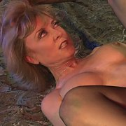 Owner Gets Clipped with Nina Hartley