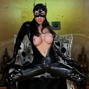 Thigh Boots Catgirl Milf With Her Knockers Out