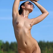 Lovely Nude In Nature