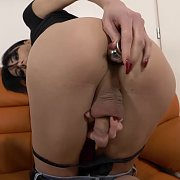 Fucking My Metal Toy with Bailee Paris