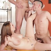 Bi-Sexual Cuckold 6 with Victoria Daniels