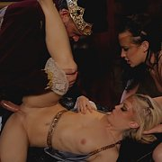 Snow White XXX: A Porn Parody with Ash Hollywood, Katie St Ives