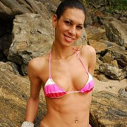Wicked Tranny In Her Bikini