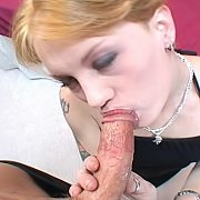 Pale Amateur Sucking Dick