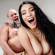 Busty Teen Ava Black Gets Fucked By A Grandpa