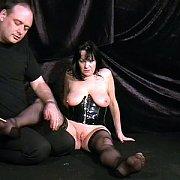 Bastinado Foot Slave