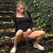 Silvia Dellai Has Got 2 Pee