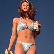 Christina Applegate In A Bikini On The Screen