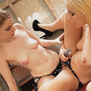 Pussy Whipped with Ela Darling, Phoenix Askani