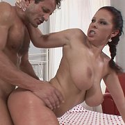 Big Natural Breasts with Gianna Michaels