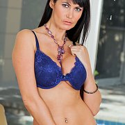 Wicked Milf Cougar In Lacey Panty Set