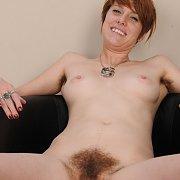 Bushy Beaver Amateur Hippy Girl