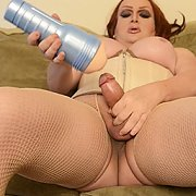 Hard Wendy Fucks A Fleshlight
