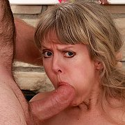 Mature Slut Enjoys Getting Filled With Cock with Jamie Foster