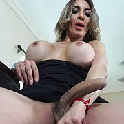 Her Terrific Erection with Nelly Black