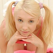 Darling Eighteenie In Pigtails