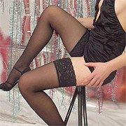 Amateur Stockings Teaser