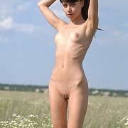 Naked Erotic Young Woman