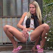 Public Bus Stop with Claudia Macc