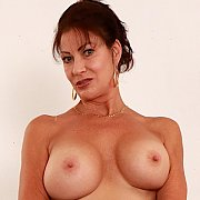 Cock Hungry Mature Woman Gets Naked with Vanessa Videl