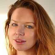 Blue Eyes Busty Redhead Milf Diddles