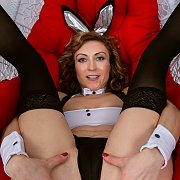 MILF Bunny with Julia North
