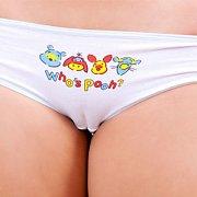 Exposing Camel Toe Panties