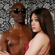 Pretty TS Jessy Bell Is Fucked By Sean's BBC