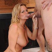 Busty Blonde Milf Sex