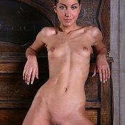 Tight Body Skinny Euro Babe Nude