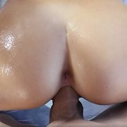 Lubed Up Massage Teen Sex