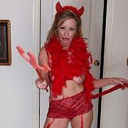 Sexy Devil Rachel Woodbury