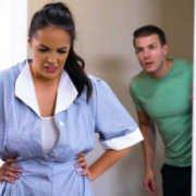 Sofi Ryan Investigates A Spot Of Sticky Goo