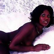 Fine Black Nude In Classic Photograph