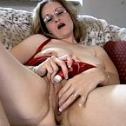 Cute Chubby Milf Masturbating