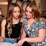 Naomi Swann Finally Has The Perfect Tutor