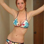 Very Sexy Teen Coed In Her Bikini