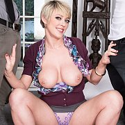 Hot Mom Dee Williams Threesome With Younger Men