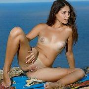 Nice Erotic Tan Lines And Puffy Nipples