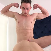 Teen Tongue In His Asshole with Chris Rail, Melody Foxx