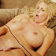 Big Tits Blonde Milf Fucked