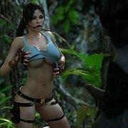 Treasure Raider 3D Monster Sex