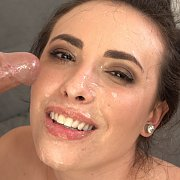 Casey Calvert anal sex in stockings and blowjob