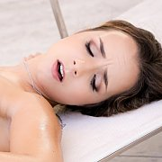 Topless Sunbather Mona Blue Gets Her Man Hot