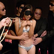 Dog Collar Kinky Asian Gangbang