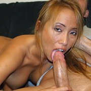 Cock Sucking Asia Woman