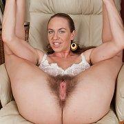 Big bushy pussy hirsute woman